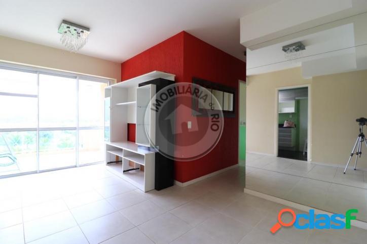2 quartos, 73 m², ventanas nature, barra da tijuca