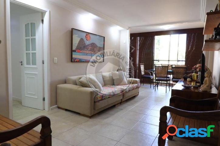 Apartamento 87m², 2 quartos, gleba b - recreio dos bandeirantes