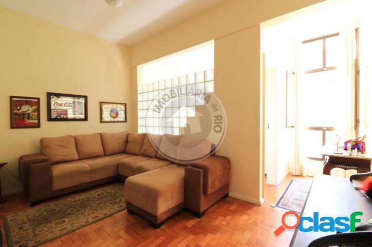 Apartamento 50m² mobiliado, 1 quarto, visconde pirajá - ipanema