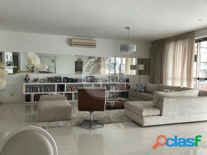 Península Saint Barth 310 m², 4 suites, barra da tijuca