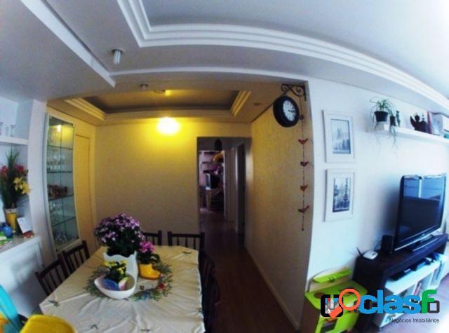 Apartamento 3 quartos 1 vaga - centro