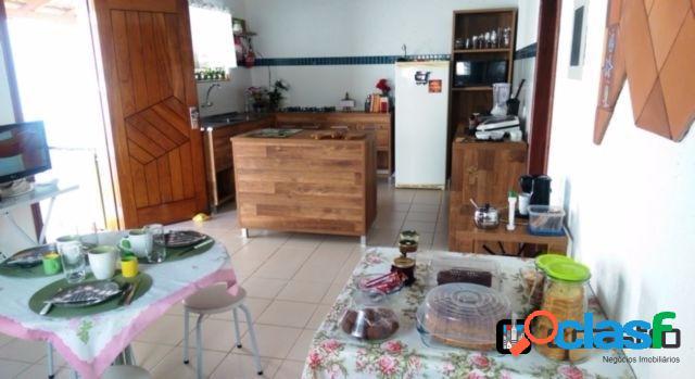 Casa 3 quartos (2 suítes) balneário estreito - florianópolis