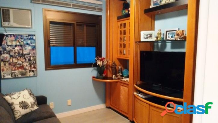 Apartamento 3 quartos (1 suíte) 2 vagas - centro
