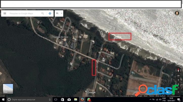 Terreno d esquina na lagoa de ibiraquera imbituba