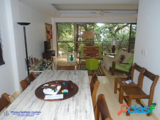 Apartamento com 04 quartos a venda na Rua Custódio Serrão - Lagoa, Rio de Janeiro - RJ 2