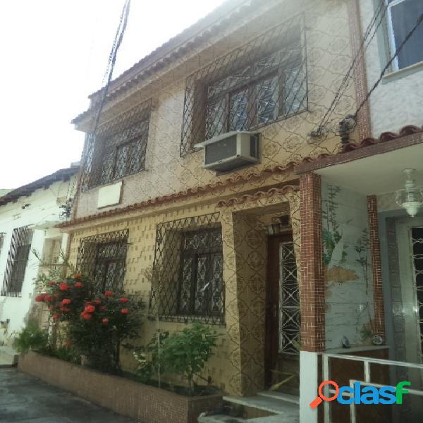 Casa duplex com 04 quartos à venda no grajaú, rio de janeiro - rj