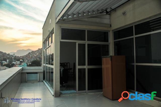 Cobertura Duplex a venda na Av. Atlântica Copacabana RJ
