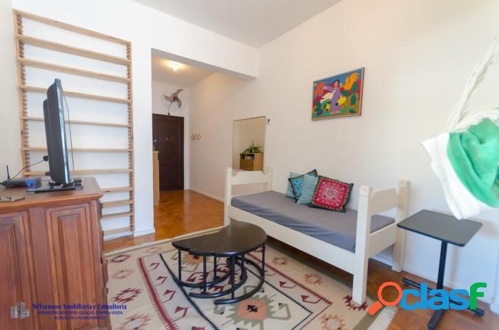 Apartamento a venda sala e quarto, rua ubaldino do amaral, centro, rio de janeiro - rj
