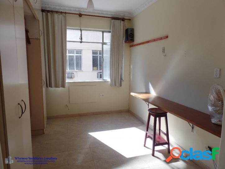 Apartamento conjugado a venda reformado em botafogo