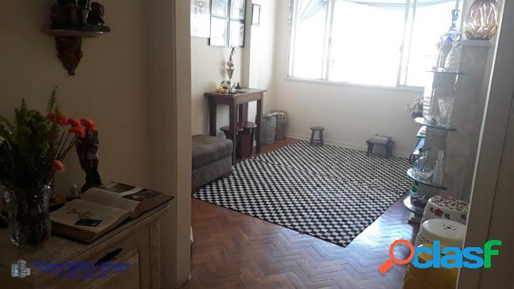 Apartamento com 2 quartos a venda, rua barata ribeiro copacabana