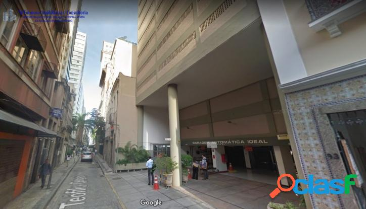 Vaga de garagem para venda rua teófilo otoni 89 centro