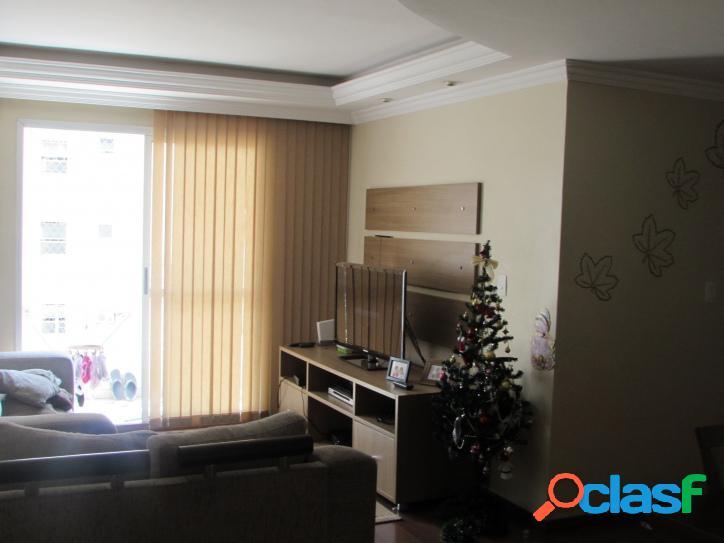 Apartamento - 77 m - 3 dorms- 2 vgs - vl. pires