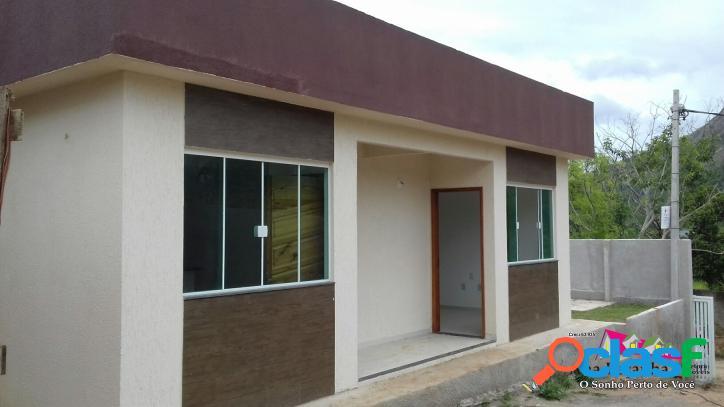 Casa com 2 dormitórios a venda em maricá! *oportunidade*