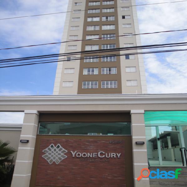 Residencial yoone cury - ótimo preço apartamento novo