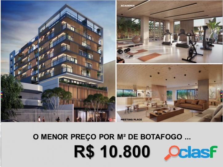 Apartamento 2 quartos botafogo - meet bárbara