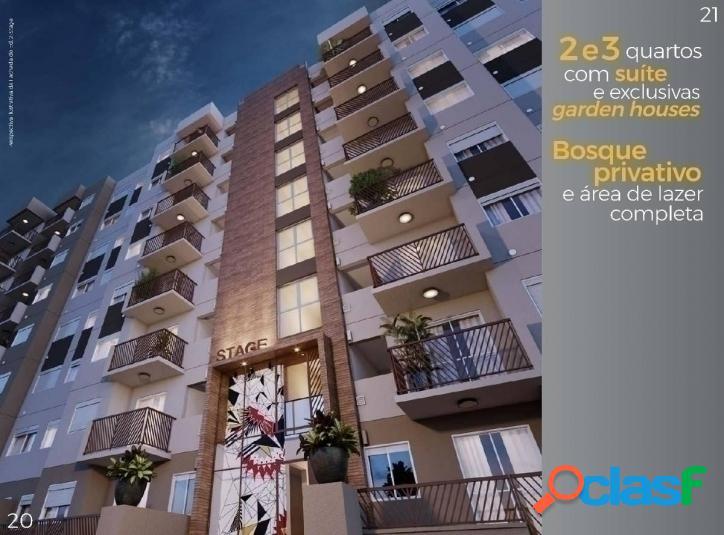 Apartamento 3 quartos - estilo garden - stories