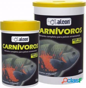 Ração para Peixes Carnívoros Alcon 90 g