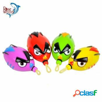 Super kit 2 Iscas Angry Birds Imperdível