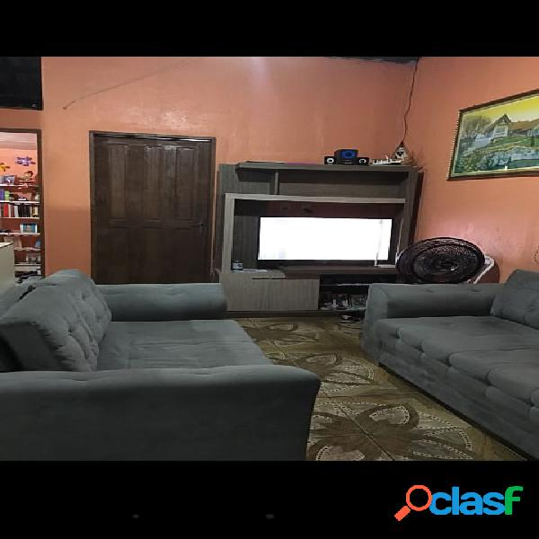 Casa de 02 quartos no conjuto João Paulo 2, no Nova Cidade - Manaus Amazonas Am