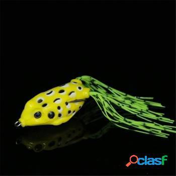 Isca frog pesca de traira com ganchos