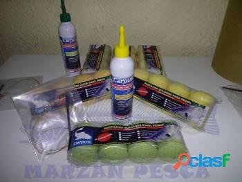 Kit carpus - kit matador para pesca tilápia - carpa e tamba