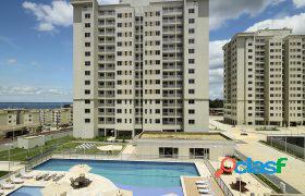 Vendo excelente apartamento na ponta negra em condominio fechado - manaus amazonas am
