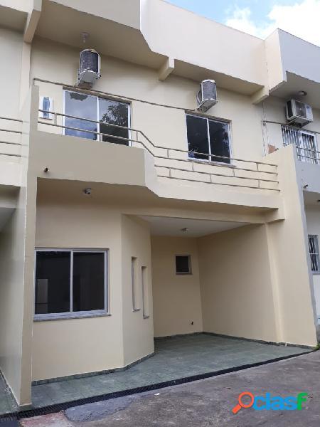 Vendo casa duplex em residencial três quartos sendo uma suite, aceita financiar! manaus-am