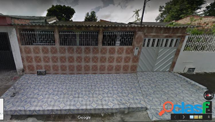 Casa 4 quartos, à venda no bairro cidade nova 1, zona norte de manaus, 250m² (quitada)