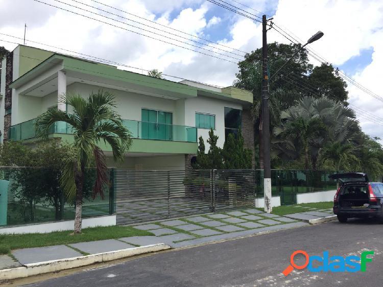 Vendo ou alugo casa duplex mobiliada em condominio de luxo na av. do turismo