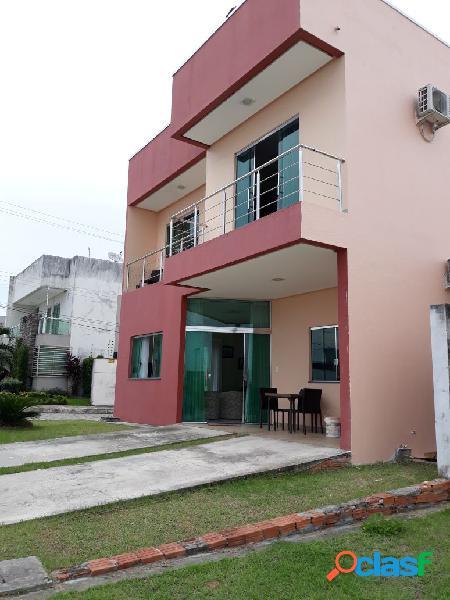 Vendo linda casa no condomínio fechado, aceita financiar, parque dez de novembro/ manaus amazonas