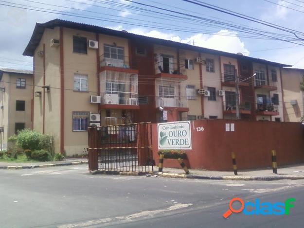 Alugo lindo apartamento no condominio ouro verde.manaus, amazonas. am.