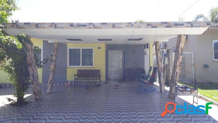 Vendo excelente casa com 03 quartos no condomínio amazon village. manaus, amazonas - am.