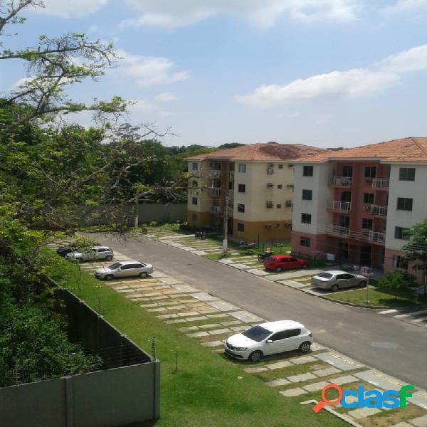 Transfiro excelente apartamento no condominio jardim paradiso girassol - tarumã manaus-amazonas am