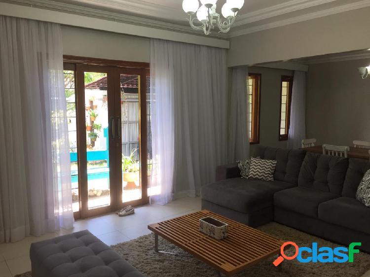 Vendo excelente casa mobiliada no conjunto beverly hills aceita financiamento - chapada manaus amazonas - am