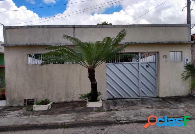 Vendo excelente casa semi-mobiliada no conjunto residencial vila rica - próximo ao núcleo 16
