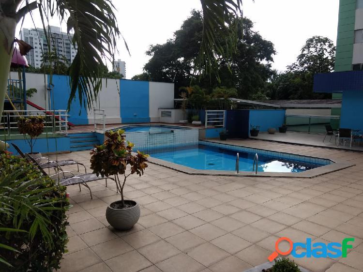 Vendo excelente apartamento com 103 m2 em condominio fechado no conjunto kissia - dom pedro manaus amazonas am