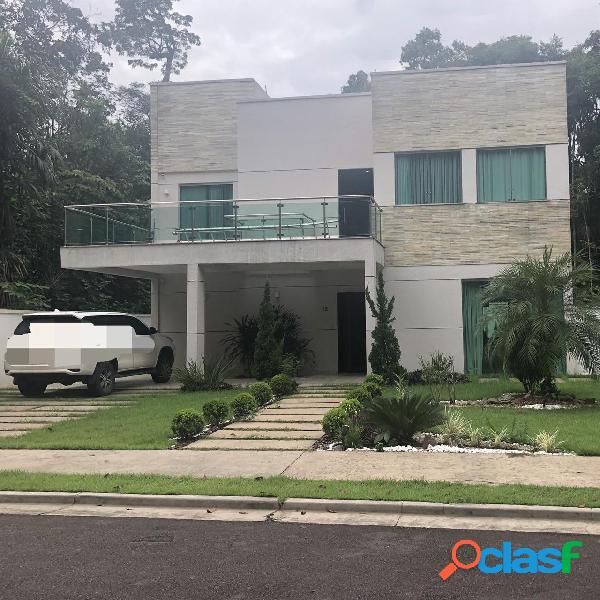 Vendo linda casa mobiliada pronta para morar no alphaville, manaus, amazonas - am.