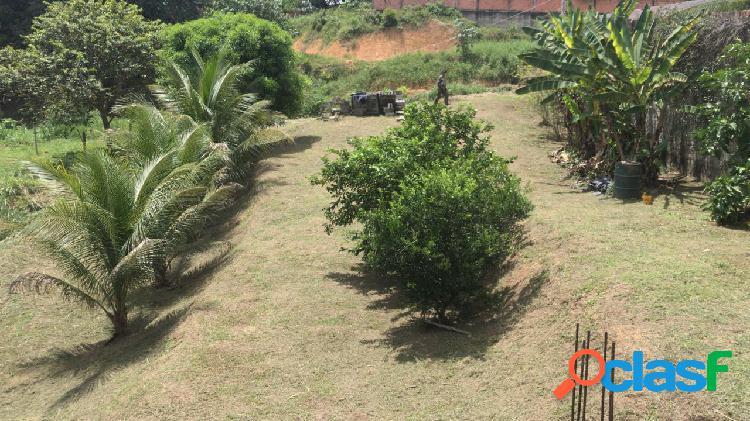 Vendo otimo terreno em parque da laranjeiras. manaus, amazonas - am.