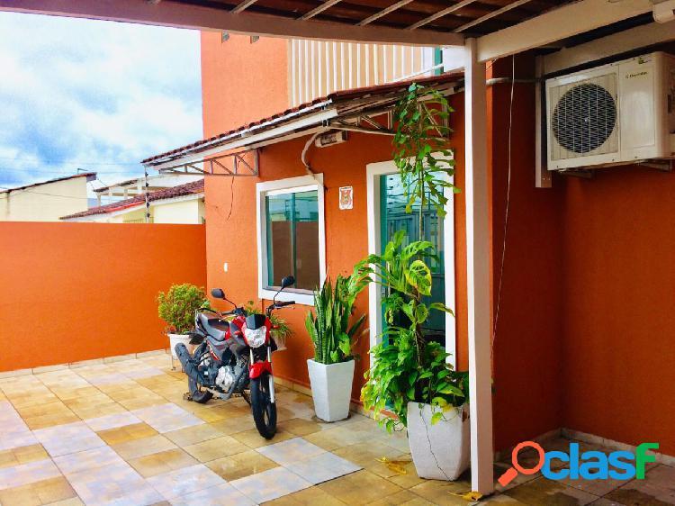 Vendo excelente casa duplex, parque das palmeiras,manaus, amazonas - am.