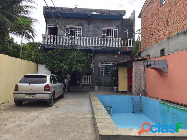 Vendo excelente casa duplex e piscina no distrito industrial prox. a bola da samsung manaus amazonas - am