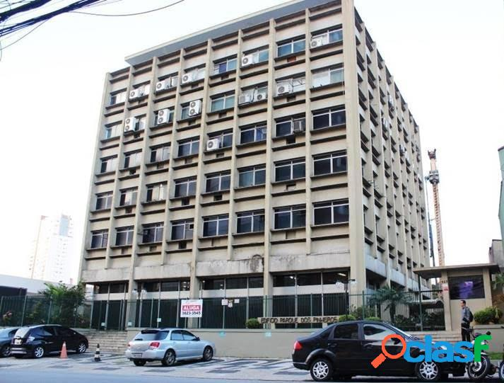 Aluga-se/vende-se edifício prox marginal pinheiros e shop.