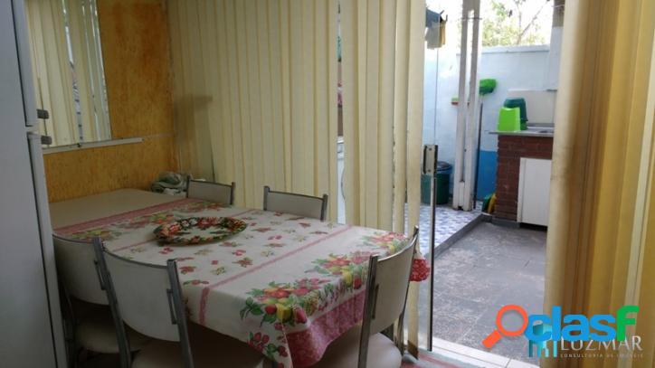 Casa em condomínio com 2 dormitórios uma vaga horto do ype