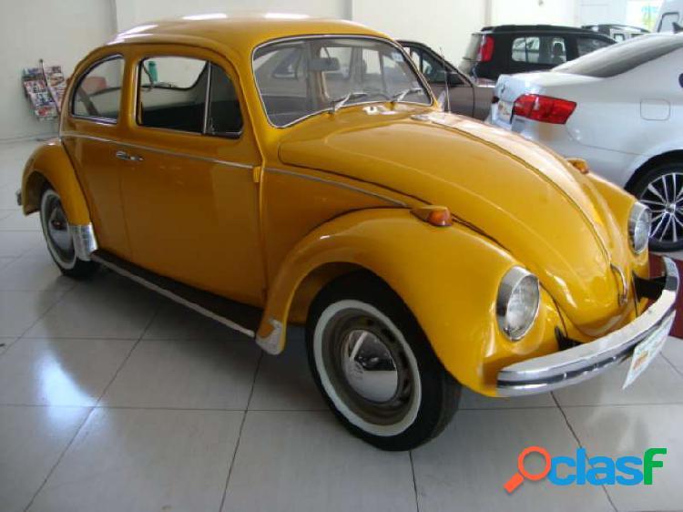 Volkswagen fusca 1300 - marechal c/xc3/xa2ndido rondon