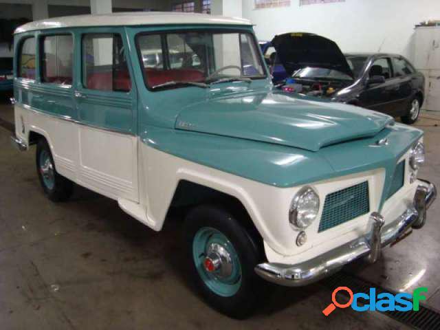 Ford jeep willys - marechal c/xc3/xa2ndido rondon