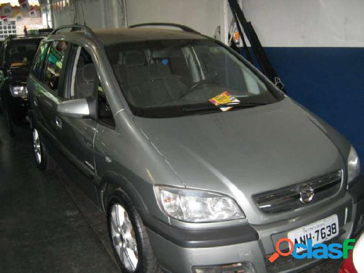 Chevrolet zafira elegance 2.0 (flex) - maring\xc3\xa1