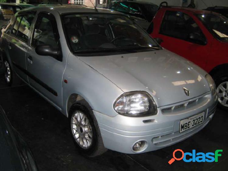 Renault clio sedan rt 1.6 16v - maring/xc3/xa1