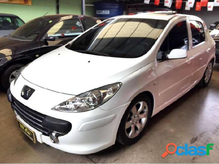 Peugeot 307 hatch 1.6 16v presence pack(10 anos brasil)(flex) - arapongas