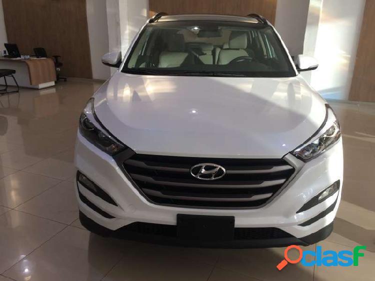 Hyundai new tucson gl 1.6 gdi turbo (aut) - cascavel