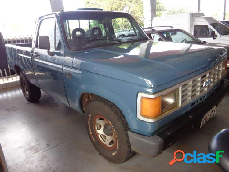 Chevrolet d20 pick up custom luxe 4.0 (cab simples) - cascavel