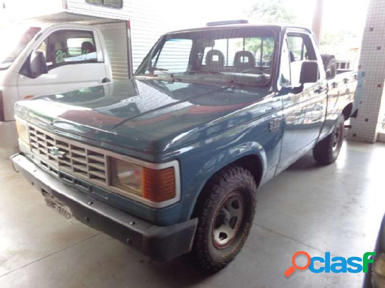 Chevrolet d20 pick up custom luxe 4.0 (cab simples) - Cascavel 1